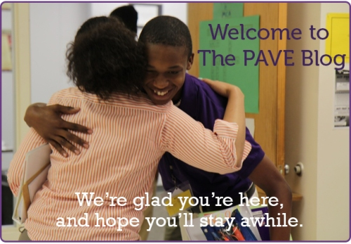 Welcome to The PAVE Blog
