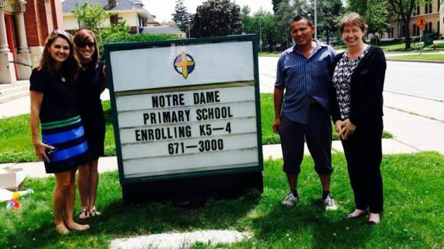 Notre Dame Primary School