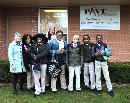 PAVE school diversity
